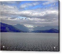 Alaskan Coast 2 Acrylic Print