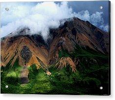 Alaskan Grandeur Acrylic Print