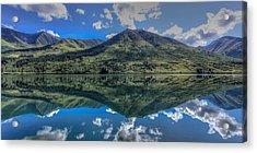 Alaskan Reflections Acrylic Print