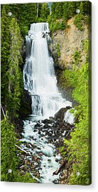 Acrylic Print featuring the photograph Alexander Falls - 2 by Stephen Stookey