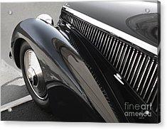 Alfa Romeo,2900 8c Acrylic Print by Curt Johnson