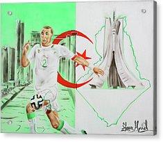 Algeria Acrylic Print