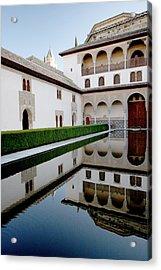 Alhambra Acrylic Print by Jason Hochman