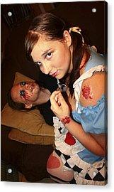 Alice's Revenge Acrylic Print by Matt Nelson