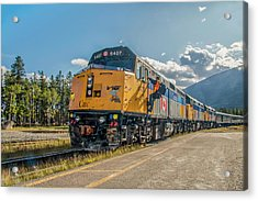 Acrylic Print featuring the photograph All Aboard 2009 by Jim Dollar