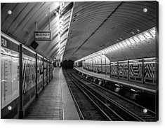 Acrylic Print featuring the photograph All Aboard by Jason Moynihan