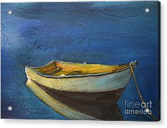 All Alone Am I Acrylic Print