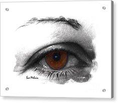All Knowing Eye Acrylic Print