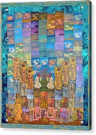 All Your Dreams Come True Acrylic Print by Roberta Baker