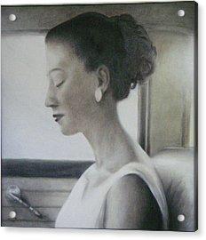 Allie Acrylic Print