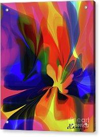 Allure Acrylic Print