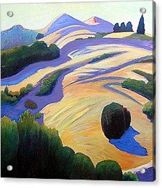 Alluring Windy Hill Acrylic Print