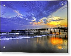Almighty Acrylic Print by Don Mennig