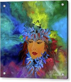 Aloha One Jenny Lee Discount Acrylic Print