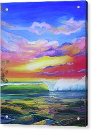 Aloha Reef Acrylic Print