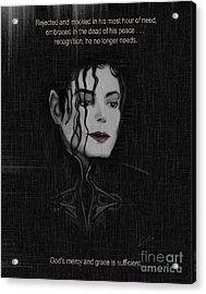 Alone In The Dark II Acrylic Print by Reggie Duffie