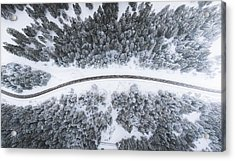 Alps Vibes Acrylic Print