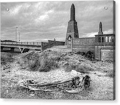 Alsea Bay Bridge Acrylic Print