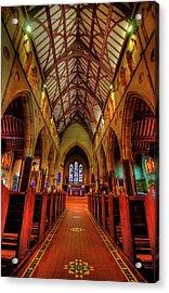 Altar Acrylic Print