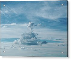 Acrylic Print featuring the photograph Altitude by Tom Druin