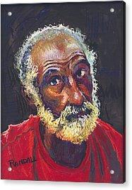 Alvin Acrylic Print by David Randall