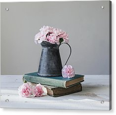Acrylic Print featuring the photograph Always With Me by Kim Hojnacki