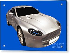 Am Sports Car Art Acrylic Print