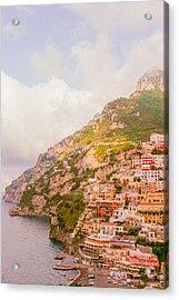 Amalfi Coast Italy 2 Acrylic Print