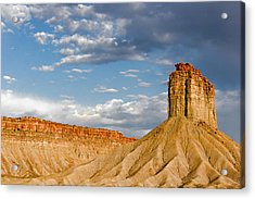 Amazing Mesa Verde Country Acrylic Print by Christine Till