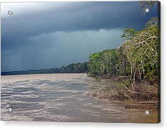Amazonian Storm Study Number One Acrylic Print