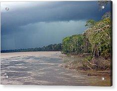 Amazonian Storm Study Number One Acrylic Print