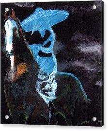 Amazzone Notturna Acrylic Print