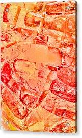 Amber #8371 Acrylic Print