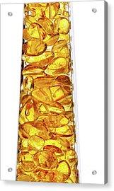 Amber #8527 Acrylic Print