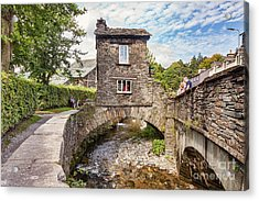 Acrylic Print featuring the photograph Ambleside by Colin and Linda McKie