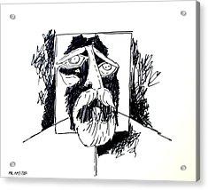Ameeba 106- Old Man Acrylic Print