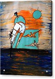 Ameeba- Horse 1 Acrylic Print