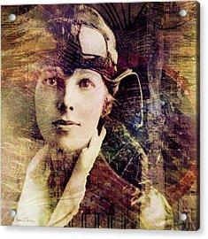 Amelia Acrylic Print