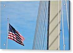 American Afternoon Acrylic Print