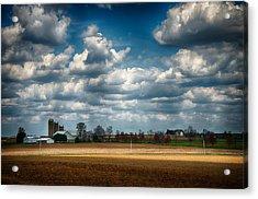 American Farmland Acrylic Print