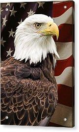 American Freedom Acrylic Print