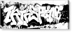 American Graffiti 1 Acrylic Print