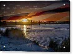 American Skies Acrylic Print