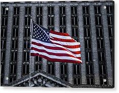 American The Beautiful  Acrylic Print