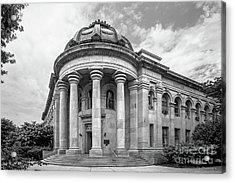 American University Mc Kinley Building Acrylic Print