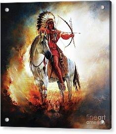 American Warriors 78 Acrylic Print