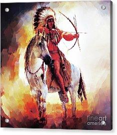 American Warriors 99 Acrylic Print