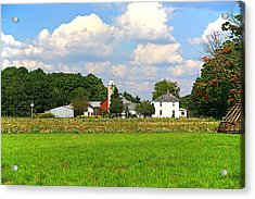 Americas Bread And Butter Acrylic Print by Robert Pearson
