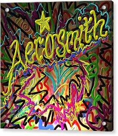 America's Rock Band Acrylic Print