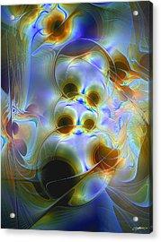Amiable Catharsis Acrylic Print